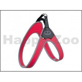 Postroj TRIXIE Praktiko step-in červený (XXS-XS) 35cm