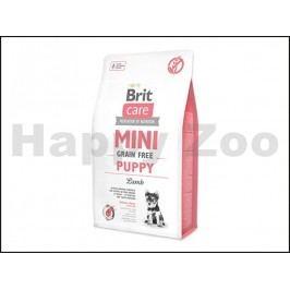 BRIT CARE Grain-Free Mini Puppy Lamb 2kg