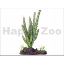 Plastová terarijní rostlina JK - kaktus Kalahari 19cm
