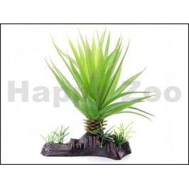 Plastová terarijní rostlina JK - kaktus Gobi 16cm