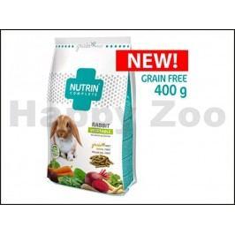 NUTRIN Complete Grain Free Rabbit Vegetable 400g