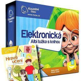 Kouzelné čtení - Elektronická tužka s knihou Hravé učení