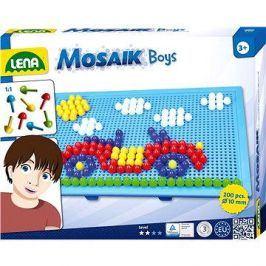 Mozaika velká pro kluky