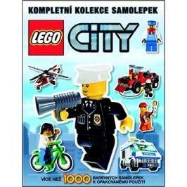 LEGO® City: Kompletní kolekce samolepek