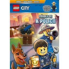 LEGO CITY Přidej se k policii