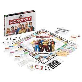 Monopoly The Big Bang Theory, ENG