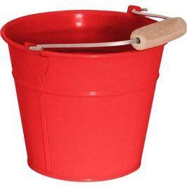 Woody Zahradní kyblík - červený