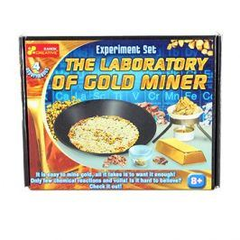 Experimenty se zlatokopy