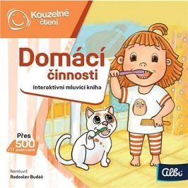 Kouzelné čtení - Domácí činnosti - minikniha