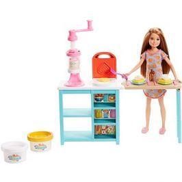 Barbie Stacie Snídaňový set