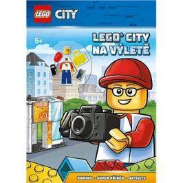 LEGO CITY Na výletě: Komiks, super příběh, aktivity