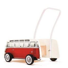 Hape Autobus T1 - červený