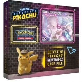 Pokémon TCG: Detective Pikachu Character GX Case