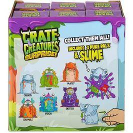Crate Creatures Surprise Blicí kámoš (Barf Buddies)