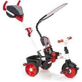 Little Tikes 4v1 Sport červeno-bílá