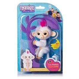 Fingerlings - Opička Sophie, bílá