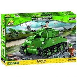 Cobi 2515 Tank Sherman Firefly