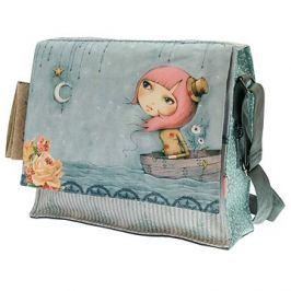 Mirabelle Satchel Bag - Adrift