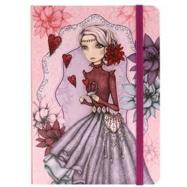 Mirabelle Hardcover Notebook - Secrets