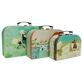 Kori Kumi Nesting Suitcase Set