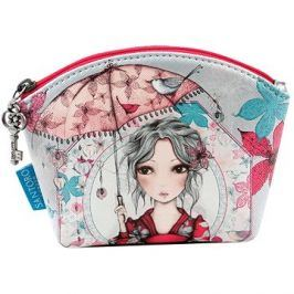 Mirabelle Curved Purse - Parasol