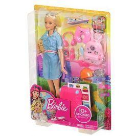 Barbie Cestovatelka