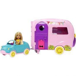 Barbie Chelsea karavan