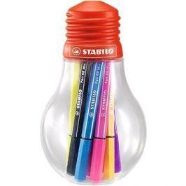 Stabilo Fixy Pen 68 Mini Colorful Ideas 12 ks