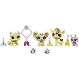 Littlest Pet Shop Magická zvířátka multibalení