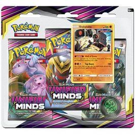 POK: SM11 Unified Minds 3 Blister Booster
