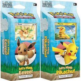 Pokémon TCG: Let's Play Pikachu/Eevee PCD  (2/8)