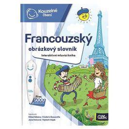 Kouzelné čtení - Francouzský obr. slovník