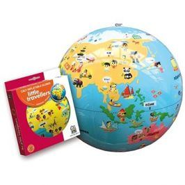 Globus Malý cestovatel - 30 cm