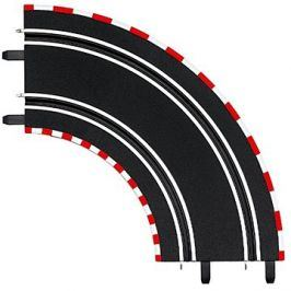 Carrera GO/GO+/D143 - 61603 Zatáčka 1/90 (2ks)