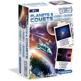 Clementoni Planety a komety