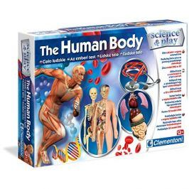 Clementoni Lidské tělo