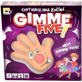 Gimme five!