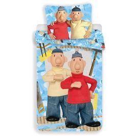 Jerry Fabrics ložní povlečení - Pat a Mat