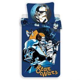 Jerry Fabrics ložní povlečení - Star Wars blue