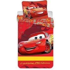 Jerry Fabrics povlečení do postýlky - Cars baby McQueen