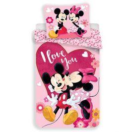 Jerry Fabrics ložní povlečení - Mickey&Minnie