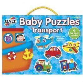 GALT Puzzle pro nejmenší – Dopravní prostředky