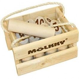 Dřevěné kuželky Mölkky