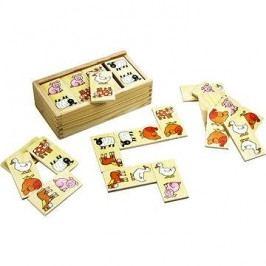 Dřevěné domino - Farma
