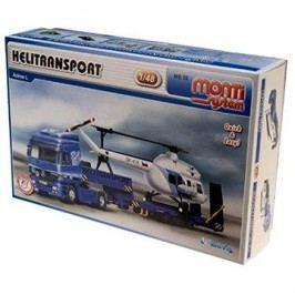 Monti system 58 Actros L-MB Helitransport 1:48