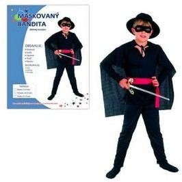 Kostým Maskovaný bandita vel. M
