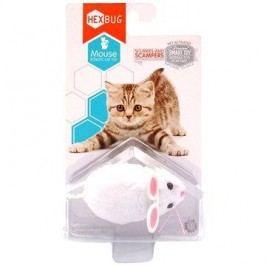 Hexbug - Robotická myš bílá