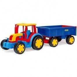 Wader - Gigant Traktor s vlekem