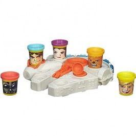 Play-Doh - Star Wars Millenium falcon