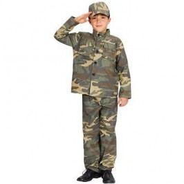 Kostým Voják vel. S